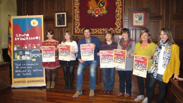 La XIV Carrera Solidaria por la Discapacidad en Teruel será el 3 de diciembre.