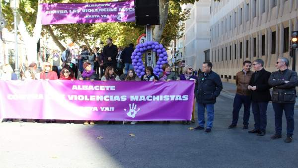 Manifestación mujer