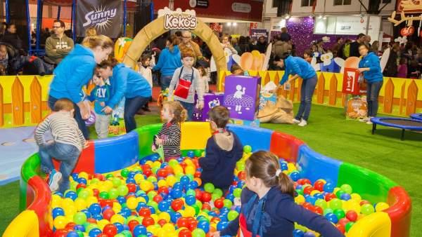 Festival de la Infancia.