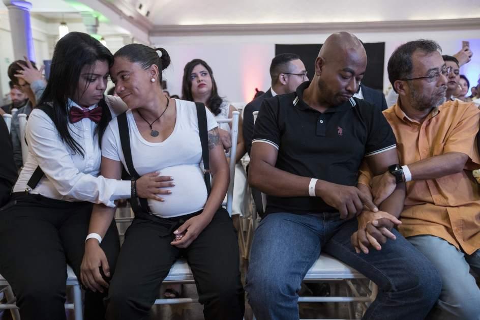Primer Matrimonio Gay Catolico : Sao paulo organiza el primer casamiento homosexual