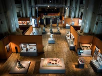 Exposición Bruselas de Pompeya