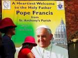 Visita del papa a Birmania