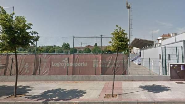 Polideportivo La Ribera