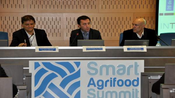 Startup Europe Smart Agrifood Summit.