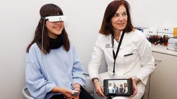 gafas electrónicas eSigth