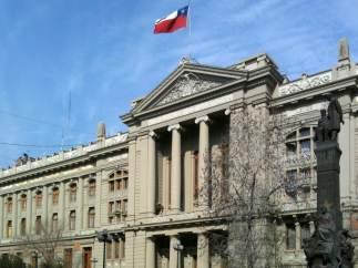 Tribunales de Justicia de Santiago de Chile