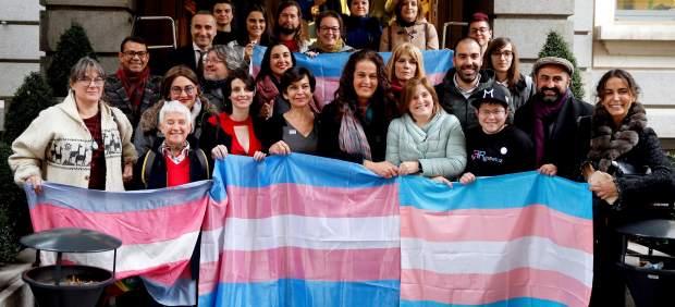 Propuesta para cambiar la ley de las personas transexuales