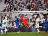 Gol del Fuenlabrada al Real Madrid