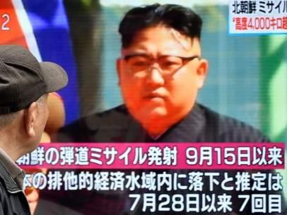 Misil balístico de Corea del Norte