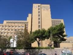 Hospital antigua La Fe En Campanar