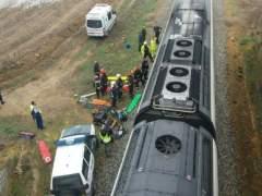 Descarrilamiento tren