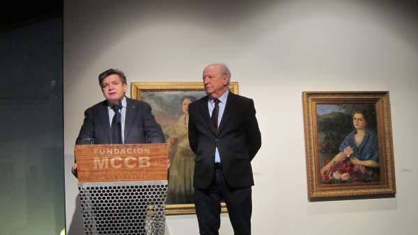 Presentación de la exposición costumbrista de la FMCCB de Cáceres