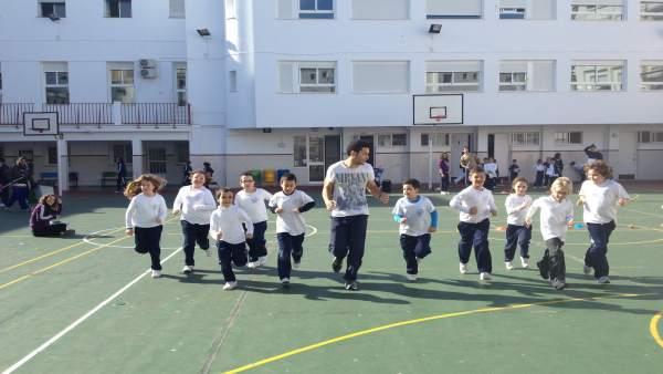 Estudio sobre la capacidad aeróbica de los niños