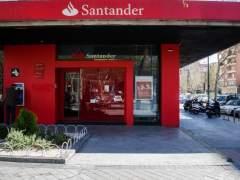 Operación del Banco Santander en Polonia