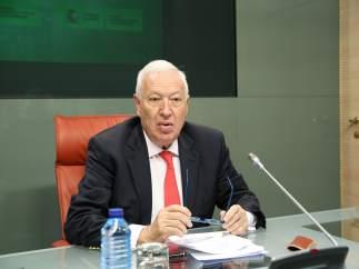 """Margallo, sobre la sucesión en el PP: """"Esto es una discusión de ideas, no es Miss América"""""""