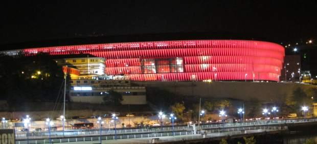El Athletic-Huesca de Copa del Rey, aplazado por un concierto de la MTV