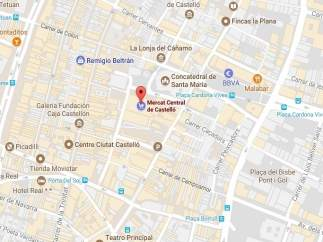 Mercado central de Castellón