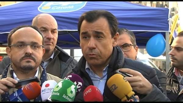 Coordinador general del PP, Fernando Martínez-Maíllo