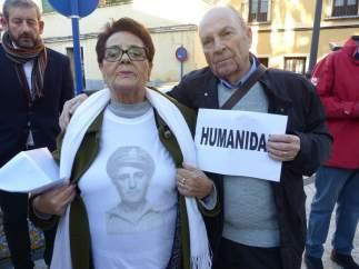 Pide al alcalde de Talavera la exhumación de su padre, fusilado en 1942