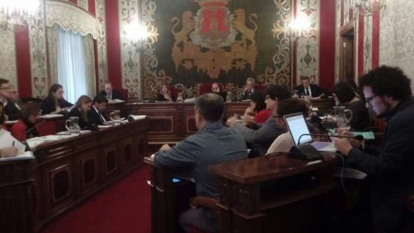 Pleno de Alicante este jueves