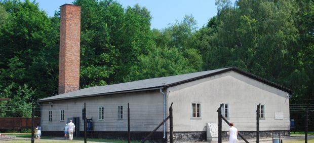 Crematorio del campo de Stutthof