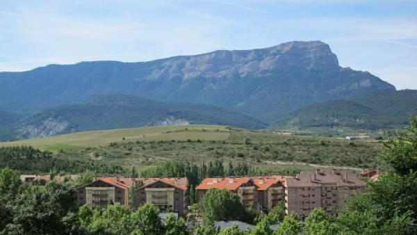 Vista De Jaca