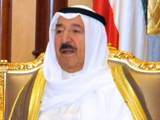 SABAH AL AHMAD AL YABER AL SABAH