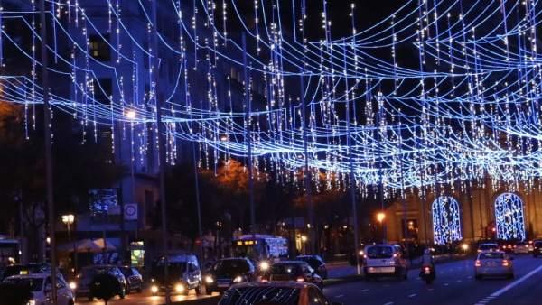 b3ec8d9f729 Las luces de Navidad