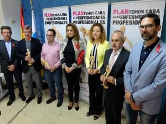 """""""Plantemos Cara A Las Enfermedades Profesionales"""", Nuevo Lema De La Campaña De T"""