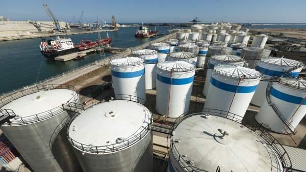 Química en el Puerto de Tarragona
