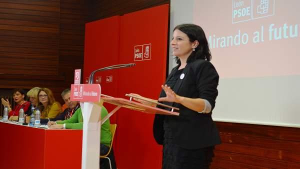 Adriana Lastra Tiende La Mano Al Gobierno Para Revisar El Modelo De Financiación