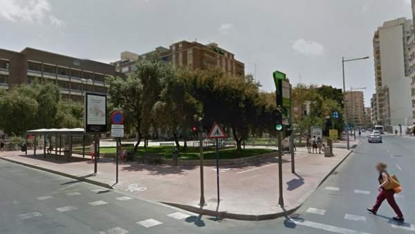 Plaza del Juez Borrull