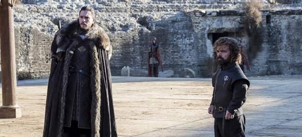 Así se mantuvo en secreto el rodaje de la temporada final de 'Juego de tronos'