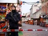 Artefacto explosivo en Potsdam