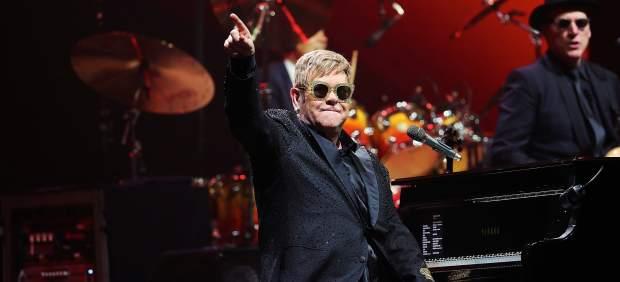 Elton John en Barcelona