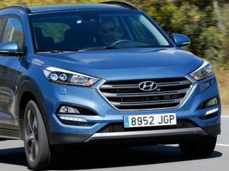10- Hyundai Tucson