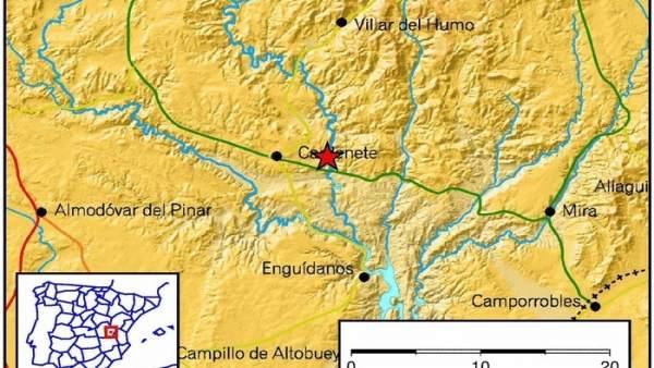 Terremoto Caudete
