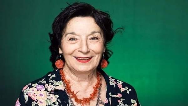 Petra Martínez, galardonada por el FICA.