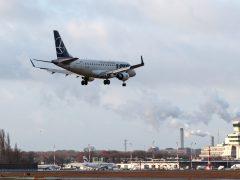 Cancelados 170 vuelos en el aeropuerto de Frankfurt por culpa del mal tiempo
