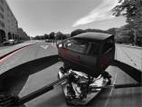 Simulador de conducción autónoma