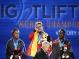 Lidia Valentín se proclama campeona mundial