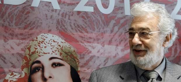 Plácido Domingo abre la temporada de Les Arts en València con 'Don Carlo'