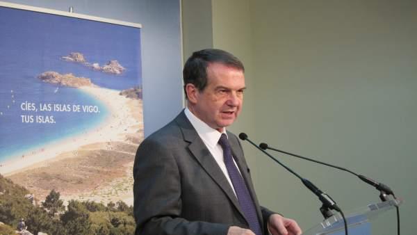 El alcalde de Vigo