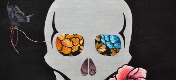 Obra de la serie 'Sueños de mariposa' de Song Kwang Yeon