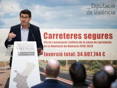 Plan de Conservación de Carreteras de la Diputación de València