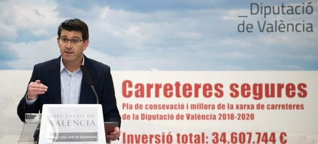 La Diputación de València sube el presupuesto en carreteras para proteger a ciclistas y motoristas