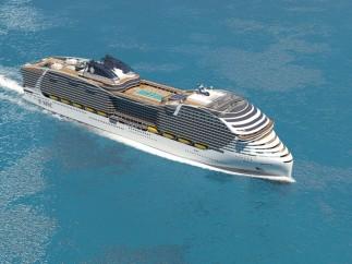 Cruceros de la clase World