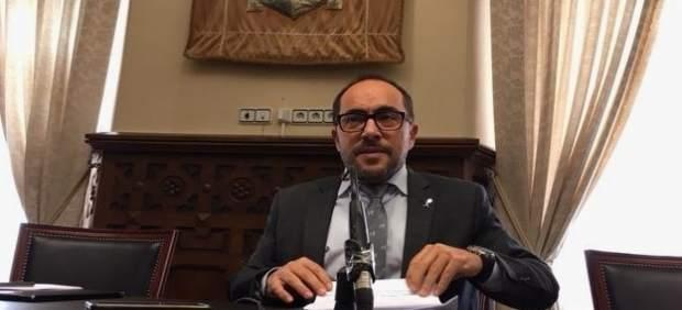 Luis Rey, presidente Diputación Soria.