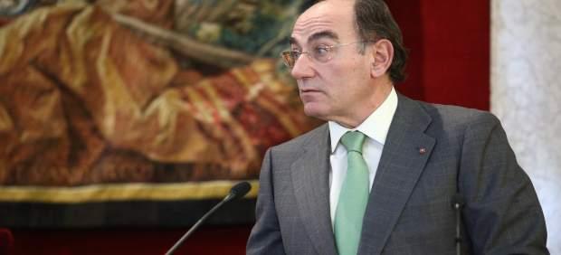 José Ignacio Sánchez Galán, presidente de Ibedrola