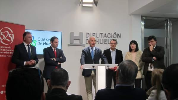 El consejero de Cultura, Miguel Ángel Vázquez.